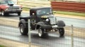 """Hot Rat Rod"" 1938 Chevy Truck: Perfect Combination of Hot Rod and Rat Rod in One Single Car"