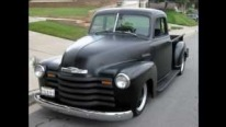1950 Chevrolet Truck Being Built Brilliantly From Scratch