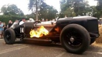 1500hp Supercharged V12 Engine Powering Bentley Packard Mavis is Just Like a Dragon