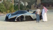 The World's Fastest Car 5007HP Devel Sixteen Caught on Camera in Dubai