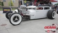 1929 Model A Hot Rod Blown Chopped and Bagged to Perfection