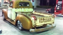 1950 Chevrolet 3100 Rat Rod is the Ideal Vehicle for Enthusiasts