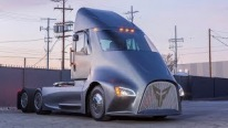 Groundbreaking Project by Tesla: All-Electric Heavy-Duty Truck Tesla Semi