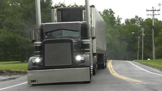 Peterbilt Truck From Wallingford Connecticut Is Simply