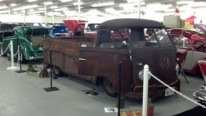 1959 Volkswagen Rat Rod So Rusty That You Need Tetanus Vaccine After Touching It