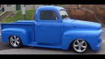 1952 Ford F1 Street Truck Took Seven Years to Be in Its Final Appearance