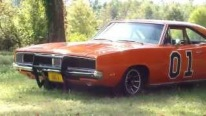 FREAKIN SOUND! 1969 Dodge Charger General Lee of the Dukes of Hazzard
