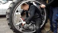 Monowheel: Slower Than Walking More Dangerous Than Motorcycle But Still Cool
