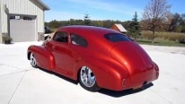 1947 Chevrolet Fleetline Street Rod is Nice Both for Eyes and Ears