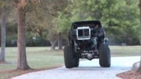 Big Block Powered 1979 Ford Bronco is Equipped with Gigantic Tires