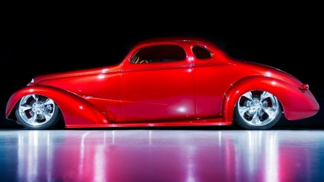 Kindig-It Design's 1937 Chevy Hot Rod is a True Masterpiece