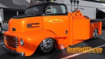 Product of Fine Work: 1948 Ford F6 COE Custom Heavy-Duty Hauler Truck