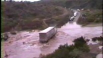 Who's Gonna Win: Truck vs Fierce River?