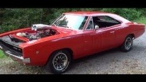 "Interesting Story of 68' Dodge Charger ""Ghost of the General Lee """