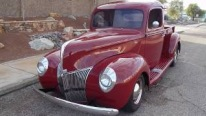Ford 302 V8 Powered All Steel Body 1940 Ford Resto-Rod