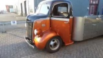 1947 Ford COE Hauler with Fantastic Details Looks Perfectly Perfect