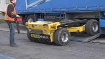 PALFINGER BM 214 Truck-Mounted Forklift Offers Brilliant Solutions