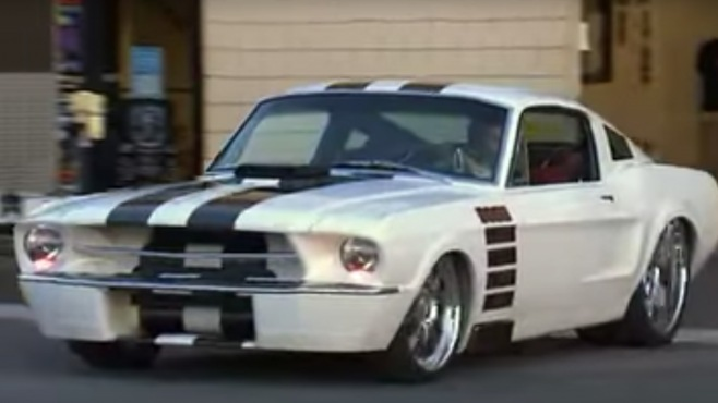 Kindig It Design >> Awesome Custom Built 1968 Mustang by Kindig-It Design