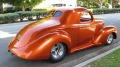 """All Steel"": Extremely Rare All Steel Body 1940 3-Window Coupe"