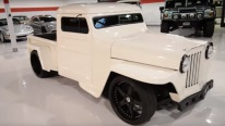 1952 Willys Custom Pickup is One-of- a-Kind Hot Rod Masterpiece