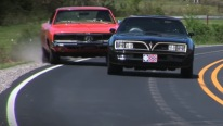 Most Exciting Car Chase Ever: General Lee vs Bandit Trans AM