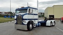 Detroit Diesel Cabovers are True Americans with Exquisite Design and Quality Materials