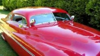 Young Love: 1951 Mercury Lead Sled Modified to Perfection by Some Gifted Hands