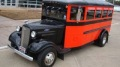 Very Rare 1933 Chevrolet Street Rod Party Bus in Action!