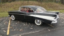 One Car One Lady 60 Years: Grace Braeger Wants to Find a New Home for Her 60-Years Old Friend Chevrolet Bel- Air