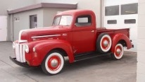 1947 Ford Pickup Truck's Restoration Process Step by Step