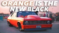 Breathtaking Beauty and Increased Functionality are Pieced Together in One 1972 Chevy Nova