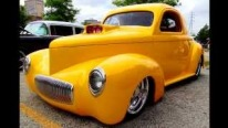 1941 Willys Street Rod Will Catch Your Eyes with Its Absolute Beauty!