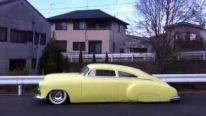 1949 Chevrolet Fleetline with Absolutely Flawless Chop Job!