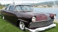 Custom 1955 Ford Fairlane Crown Victoria Classic Automobile is a Nice Build