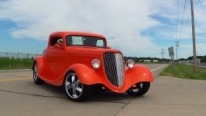 1934 Ford Street Rod by Fast Lane Classic Cars Has an Ultimate Performance