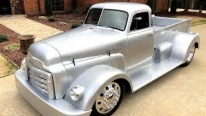 6.6 Duramax Diesel Powered 1940 GMC 640 Dually Pickup Truck Looks Fantastic
