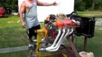Super Cool Chevrolet Big Block Engine Will Soon Find a Home in an Exquisite 80' Camaro