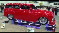 """Catt-Nip"": 1951 Plymouth Suburban Street Rod is the Perfect Hot Rod We All Want to See!"