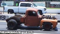 "Meet the ""Rust Bucket"": 1953 Ford Truck with 7.3L Powestroke!"