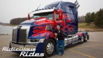 The World's First Fan-Built Replica of Optimus Prime Shows Us Anything is Possible!