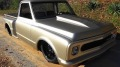 The Preacher: Supercharged 1100HP LSX Powered 1969 Chevrolet C/10 Pickup by Hudson Rods and Customs