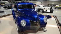 From Barn Find to One-of-a-Kind: 1940 Custom Ford Pickup Shines Like a Star at The World of Wheels