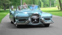 1951 General Motors LeSabre Concept Car Shows Its Beauty at Eyes on Design Car Show