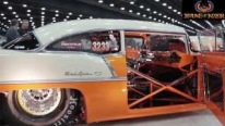 1955 Chevrolet BelAir Fascinatingly Custom Painted by House of Kolor