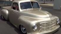 Gorgeous Custom Built 1939 Studebaker Pickup Truck Filmed at Good Guy's Nashville