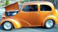 All Steel 1949 Ford Anglia by Paul's Custom Looks Fabulous!