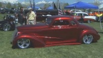 Brilliant Car Designer Dave Kindig's Insanely Attractive Chevy Hot Rod