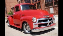 Take a Closer Look at Multi Award-Winning 1954 Chevrolet Street Rod 3100 Series Pickup