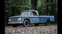 A New Home for Gorgeous Truck Abandoned to Decay for 24 Years