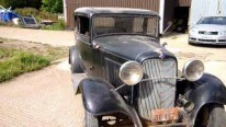 1932 Ford V8 Flathead Runs Almost Perfectly After Sitting in a Barn For a Half Century